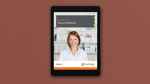 Salesbook App, CareFusion