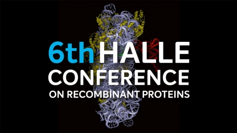 6th Halle Conference on recombinant proteins